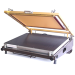 Manual flat bed screen printing machines
