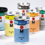 Screen printing inks & sundries